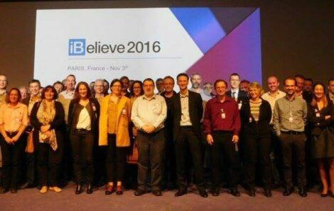 Nouveau succès pour iBelieve à Paris en 2016
