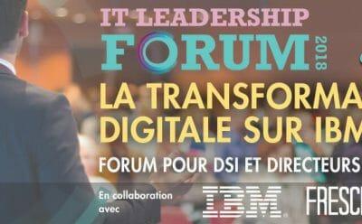 IBM i IT Leadership Forum