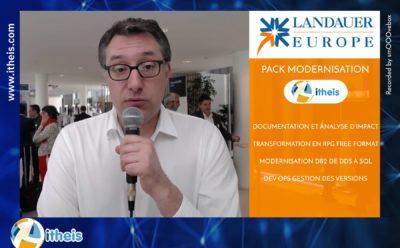 Laundauer témoigne de sa mise en place de TD/OMS